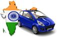 Kfz-Markt in Indien statistics
