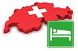 Beherbergungsgewerbe in der Schweiz Statistiken