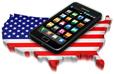 US smartphone market statistics
