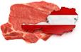 Fleisch in Österreich Statistiken