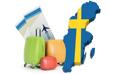 Urlaubsland Schweden Statistiken