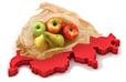Bio-Lebensmittel in der Schweiz Statistiken