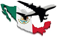 Air transportation in Mexico statistics