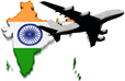 Air carrier market in India statistics