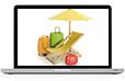 Online-Reisemarkt Statistiken