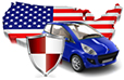 Car insurance in the United States statistics