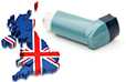 Asthma in the United Kingdom statistics