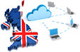 Cloud computing in the United Kingdom (UK) statistics
