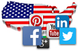 Social media usage in the United States statistics