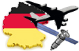 Aviation and aerospace industries in Germany statistics