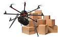 Drone Delivery for Consumer Goods statistics