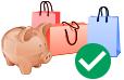 Smart Shopping Statistiken