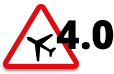 Airports 4.0 statistics