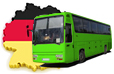 Long-distance bus market in Germany statistics
