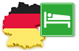 Accommodation industry in Germany statistics