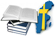Book market in Sweden statistics