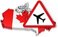 Airports in Canada statistics