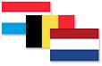 Benelux demographics 2017 statistics