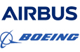 Airbus and Boeing statistics