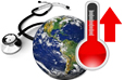 Climate change and health statistics