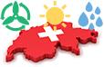 Erneuerbare Energien in der Schweiz Statistiken