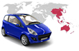Automotive Industry in the Asia-Pacific Region statistics
