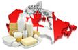 Dairy in Canada statistics