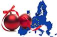 Christmas season in Europe statistics