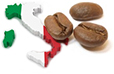 Coffee market in Italy statistics