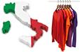 Apparel market in Italy statistics