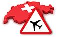 Flughäfen in der Schweiz Statistiken