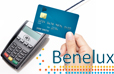 Contactless payments in the Benelux statistics