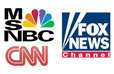 Cable news statistics