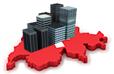 Gewerbeimmobilien in der Schweiz Statistiken
