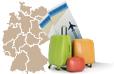 Statistiken zum Tourismus in Deutschland