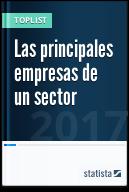 Las principales empresas de un sector o una región